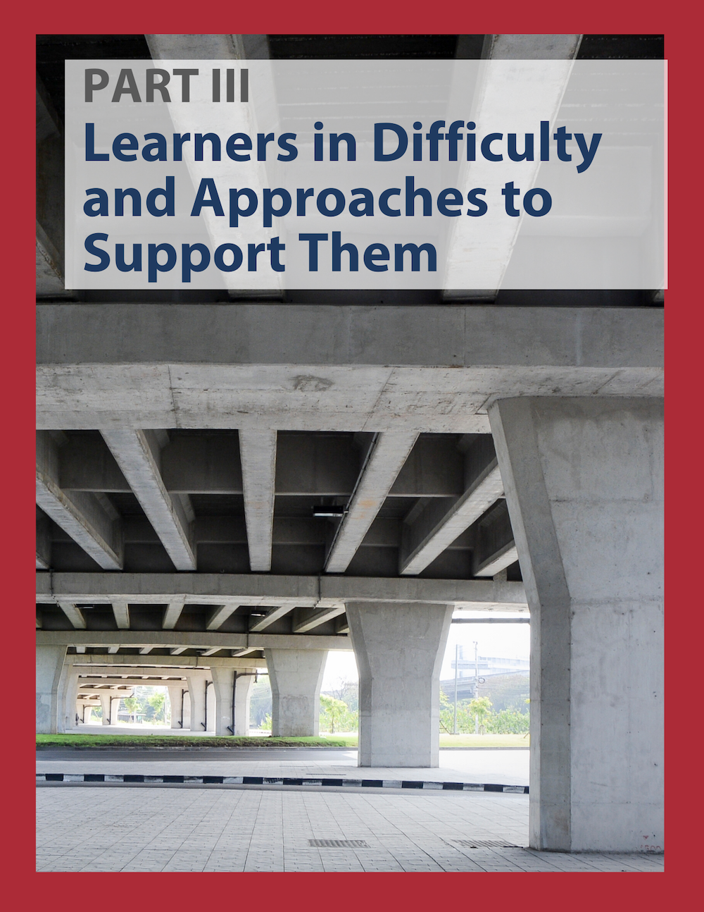 Link to a PDF  - Part 3: Learners in Difficulty and Approaches to Support Them