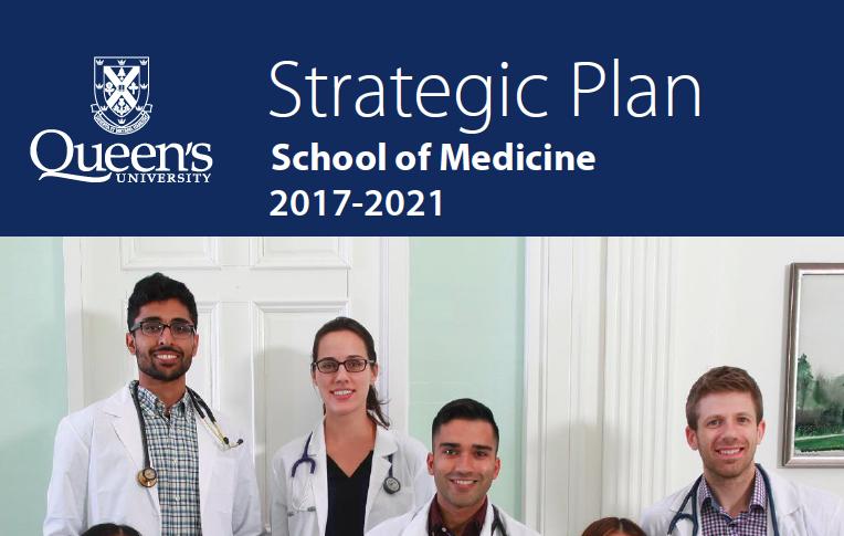 School of Medicine - Strategic Plan 2017-2021