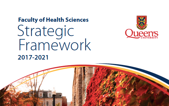 Faculty of Health Sciences - Strategic Framework 2017-2021