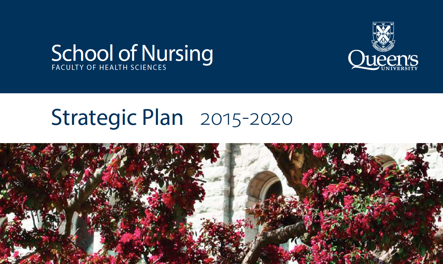 School of Nursing - Strategic Plan 2015-2020