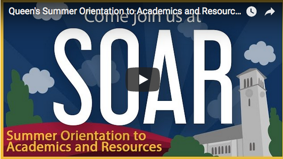 Nursing SOAR (Summer Orientation to Academics and Resources)