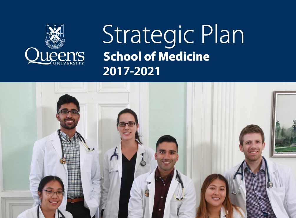 School of Medicine - Strategic Plan 2017-2021