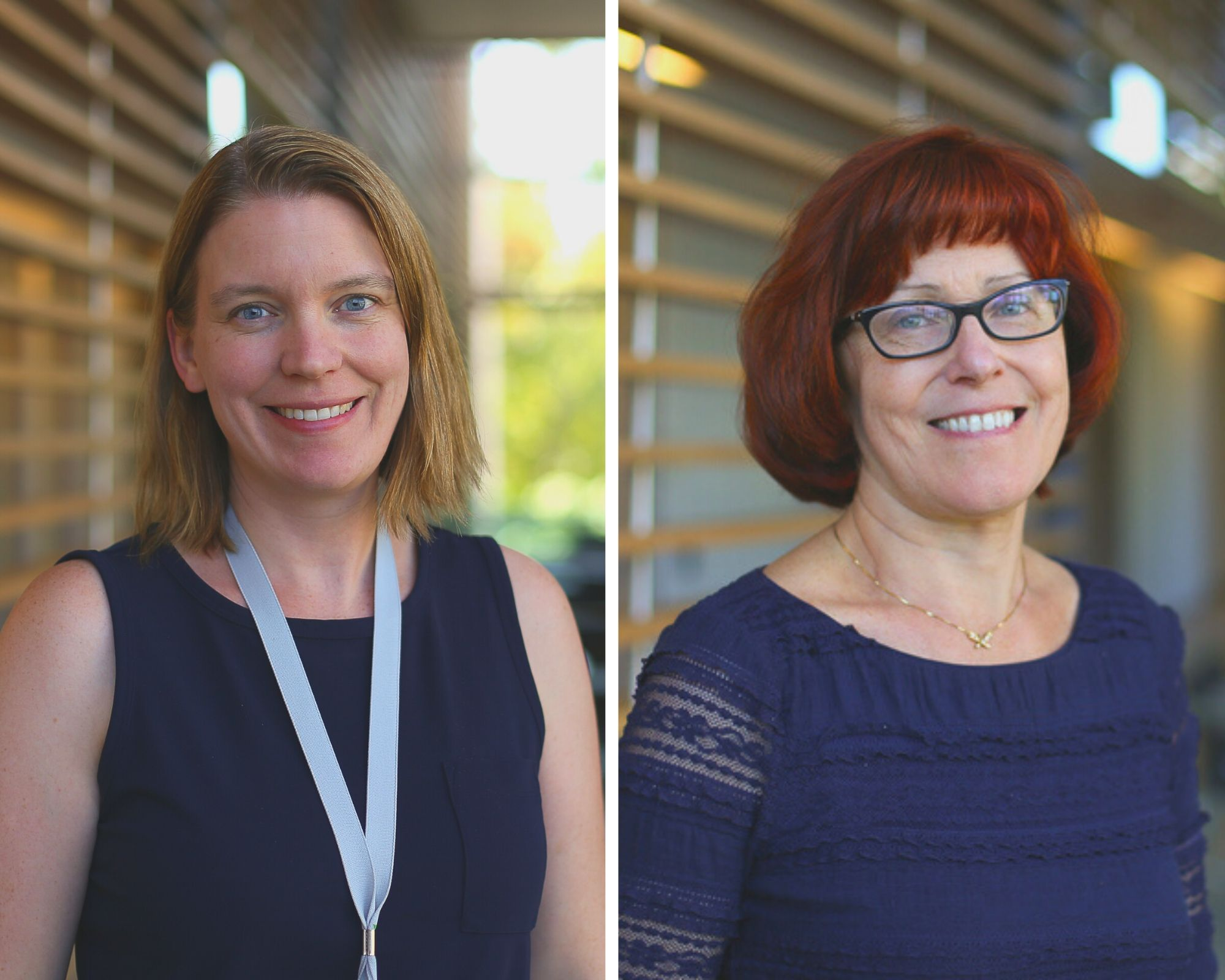 Drs. Tricia Cottrell and Anna Panchenko receive Investigator Awards from OICR.