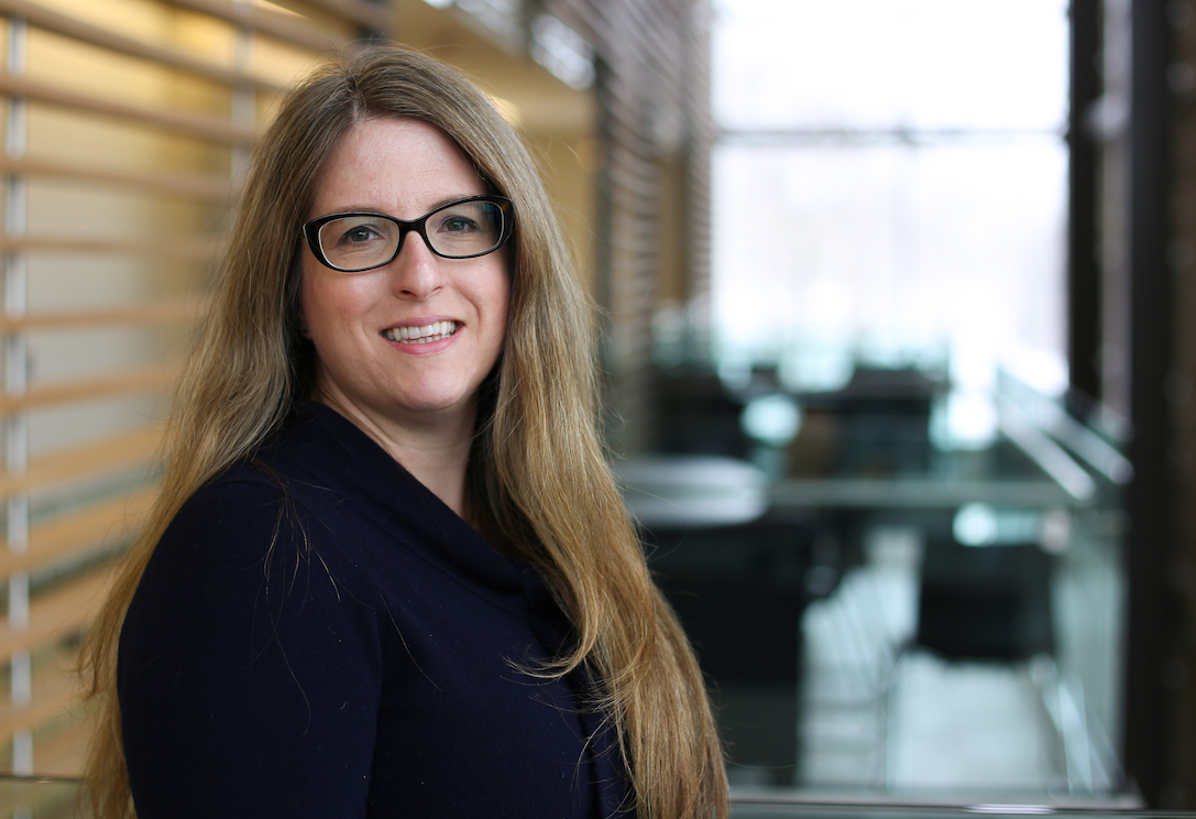 Dr. Amber Simpson appointed as Director, Human Mobility Research Centre, Queen's University & Kingston Health Sciences Centre