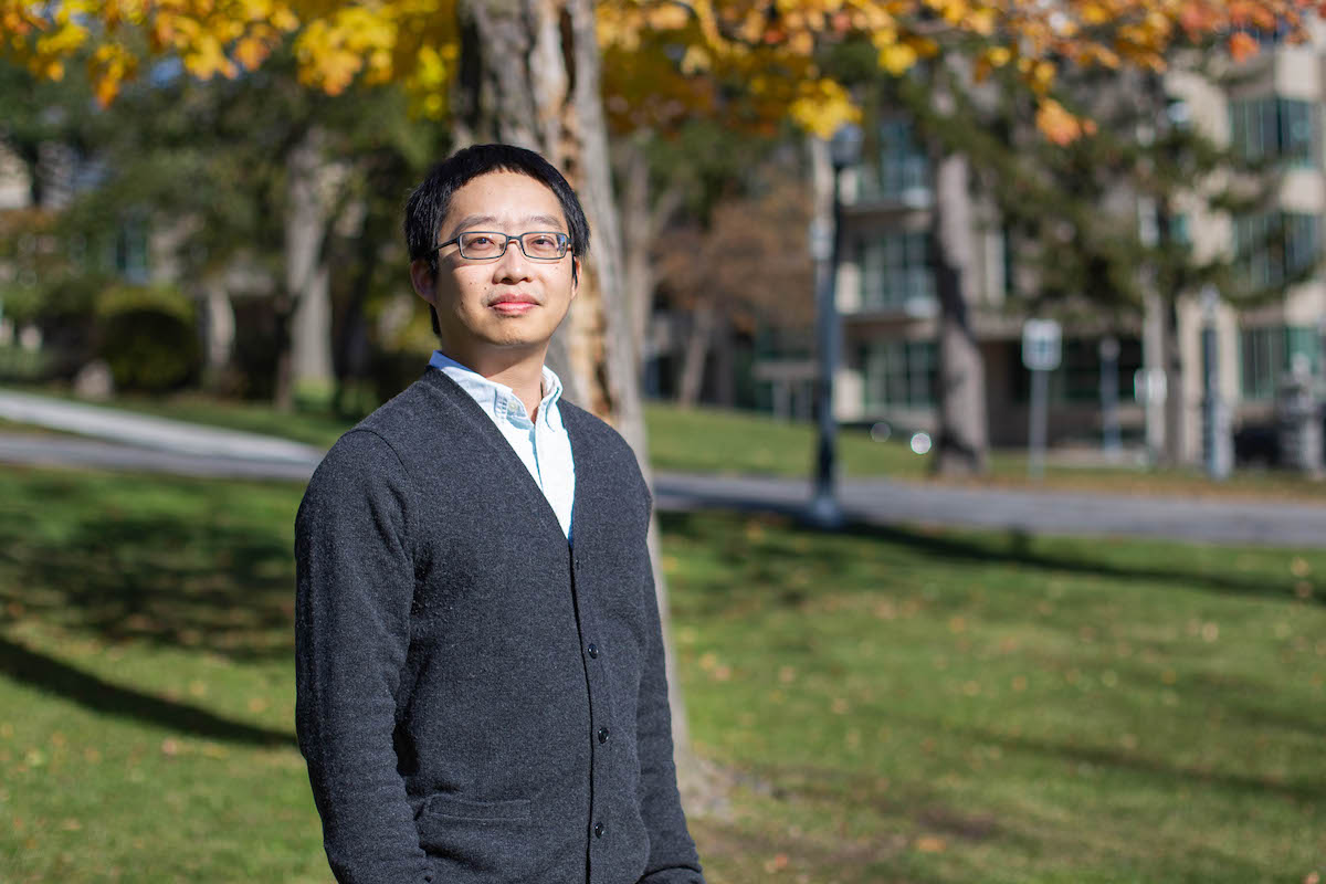 New FHS researchers: Meet Dr. Zihang Lu