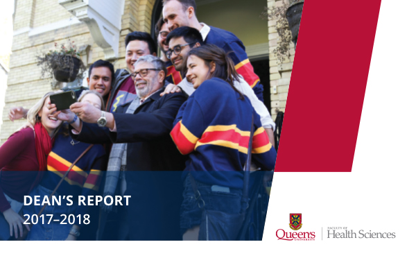 Cover of the Dean's Report