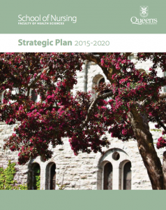 Nursing unveils new strategic plan