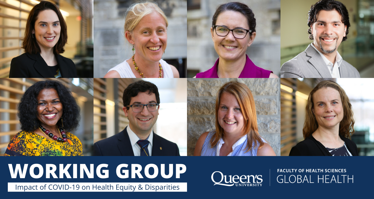 A call to action from Global Health leaders at Queen's