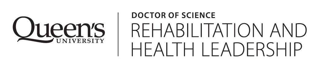 Looking forward to accepting our first students in the DSc in Rehabilitation and Health Leadership
