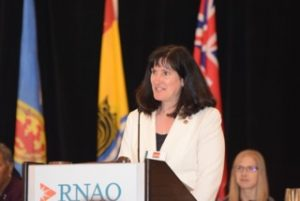 Queen's Nursing PhD student recognized for research and education leadership in skin tears