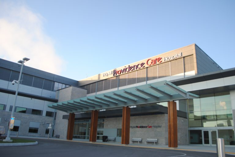 The new Providence Care Hospital opens its doors
