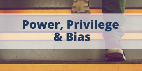 Power, Privilege & Bias - Link to Module