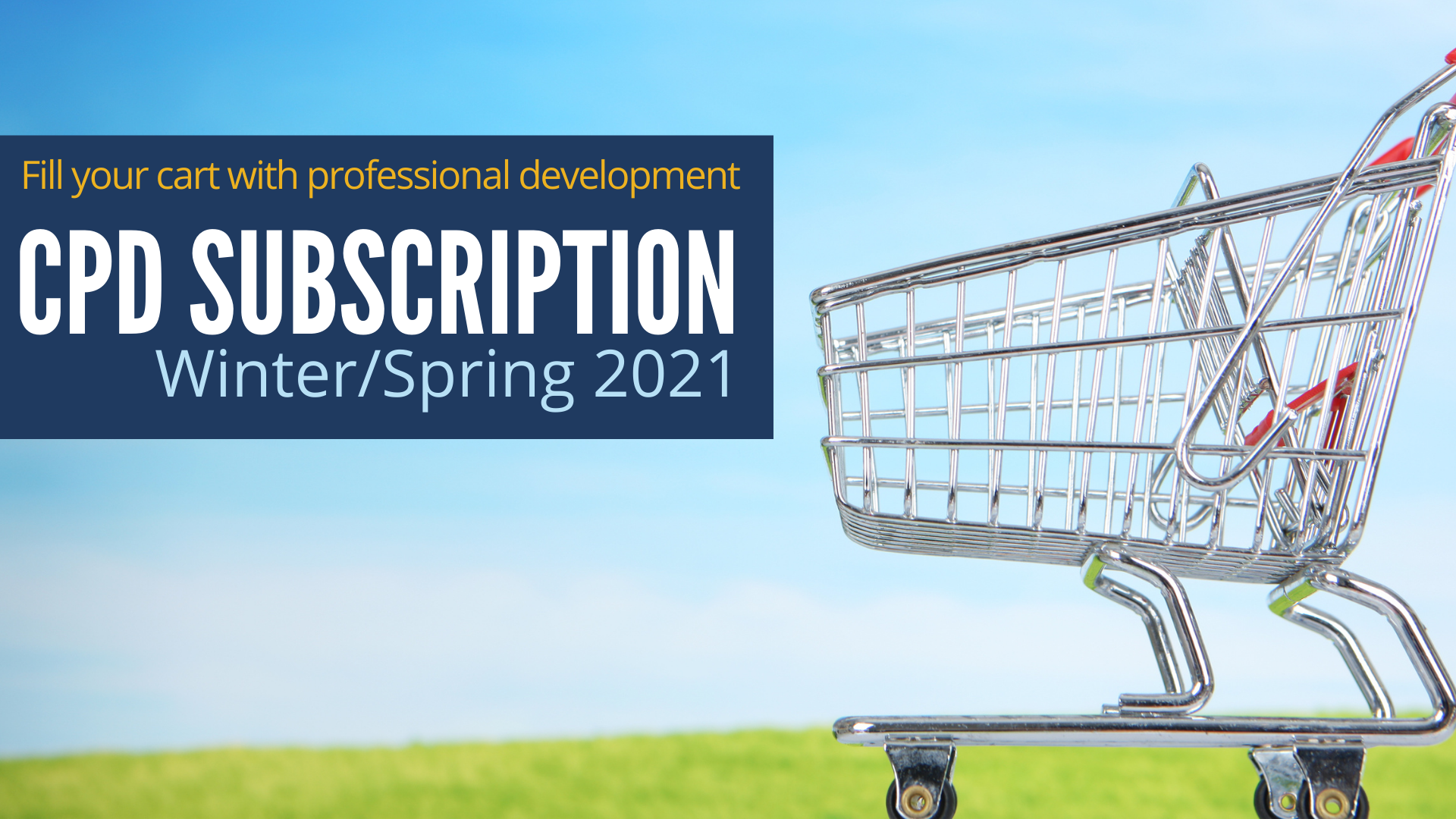 Winter/Spring 2021 CPD Subscription