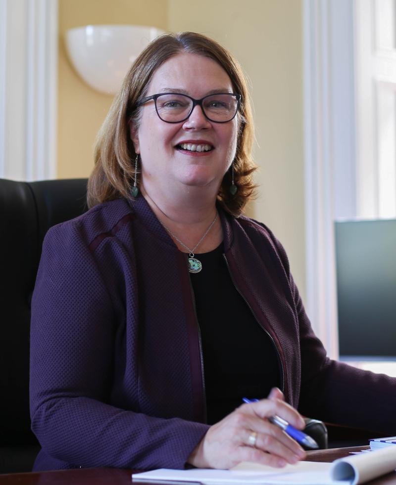 Jane Philpott, Dean, Faculty of Health Sciences
