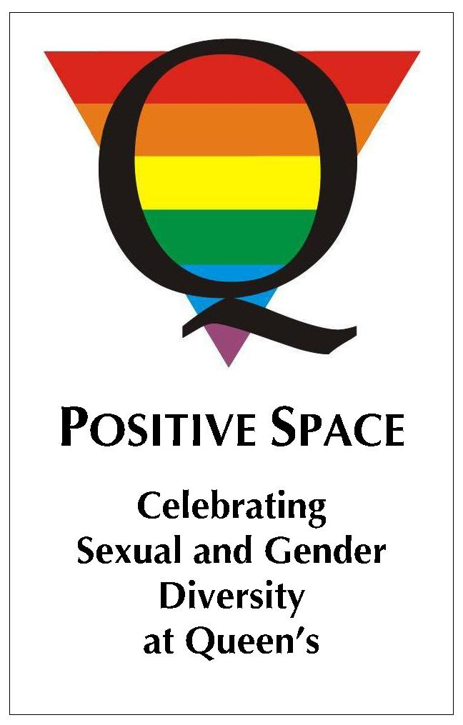 Rethinking the way that we create positive spaces for our LGBTQI2S+ patients