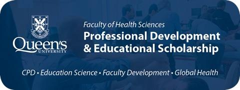 Professional Development and Educational Scholarship