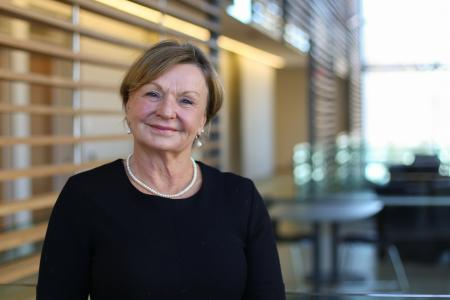 Dr. Joan Tranmer appointed as Sally Smith Chair, School of Nursing