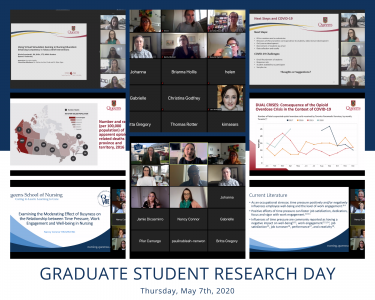slides from graduate nursing online symposium