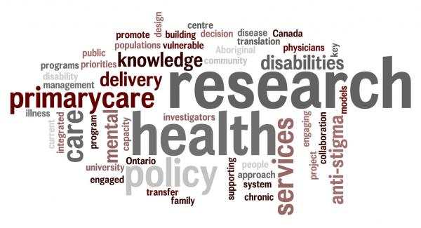 Centre for Health Services and Policy Research (CHSPR)