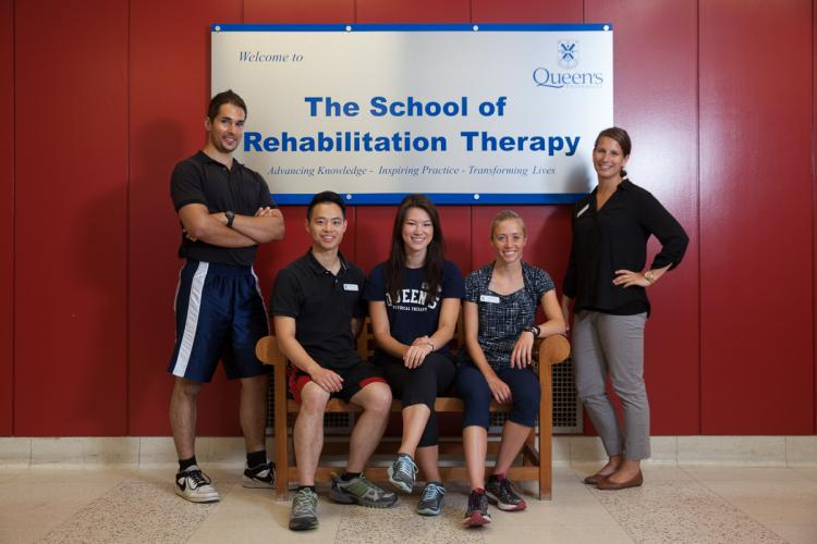 School of Rehabilitation Therapy - Research