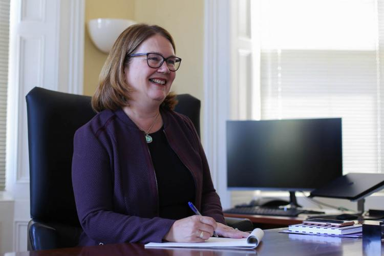 Jane Philpott - Discovering the ground-breaking research happening in FHS