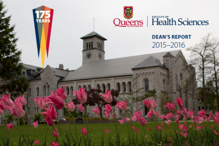 2015-16 Dean's Report: Looking back on a great year