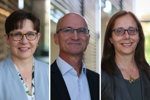 Drs. Dancey, Finlayson & Smith elected to Canadian Academy of Health Sciences