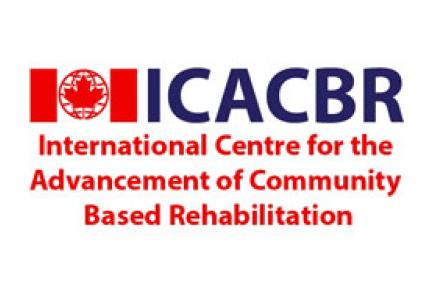 International Centre for the Advancement of Community Based Rehabilitation (ICACBR) Research
