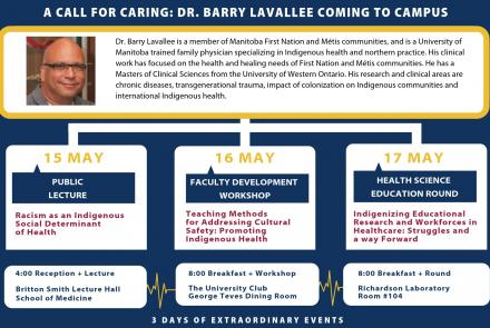 Dr. Barry Lavallee