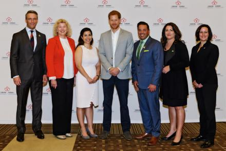 CIMVHR Forum 2017 welcomes Prince Harry